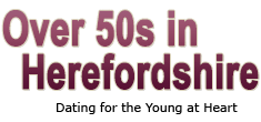 Over 50s in Herefordshire